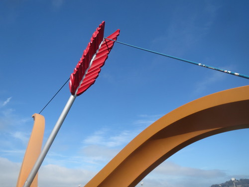 Arrow Sculpture