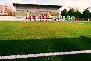 Noicattaro. Calcio nojano vs Statte front