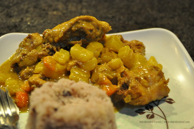 Rice Meals at Sagada Lemon Pie House