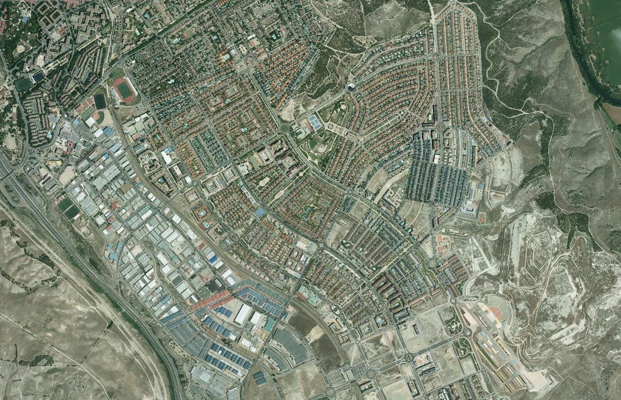 rivas-vaciamadrid, madrid, to lo yeso, después, urbanismo, planeamiento, urbano, desastre, urbanístico, construcción, rotondas, carretera
