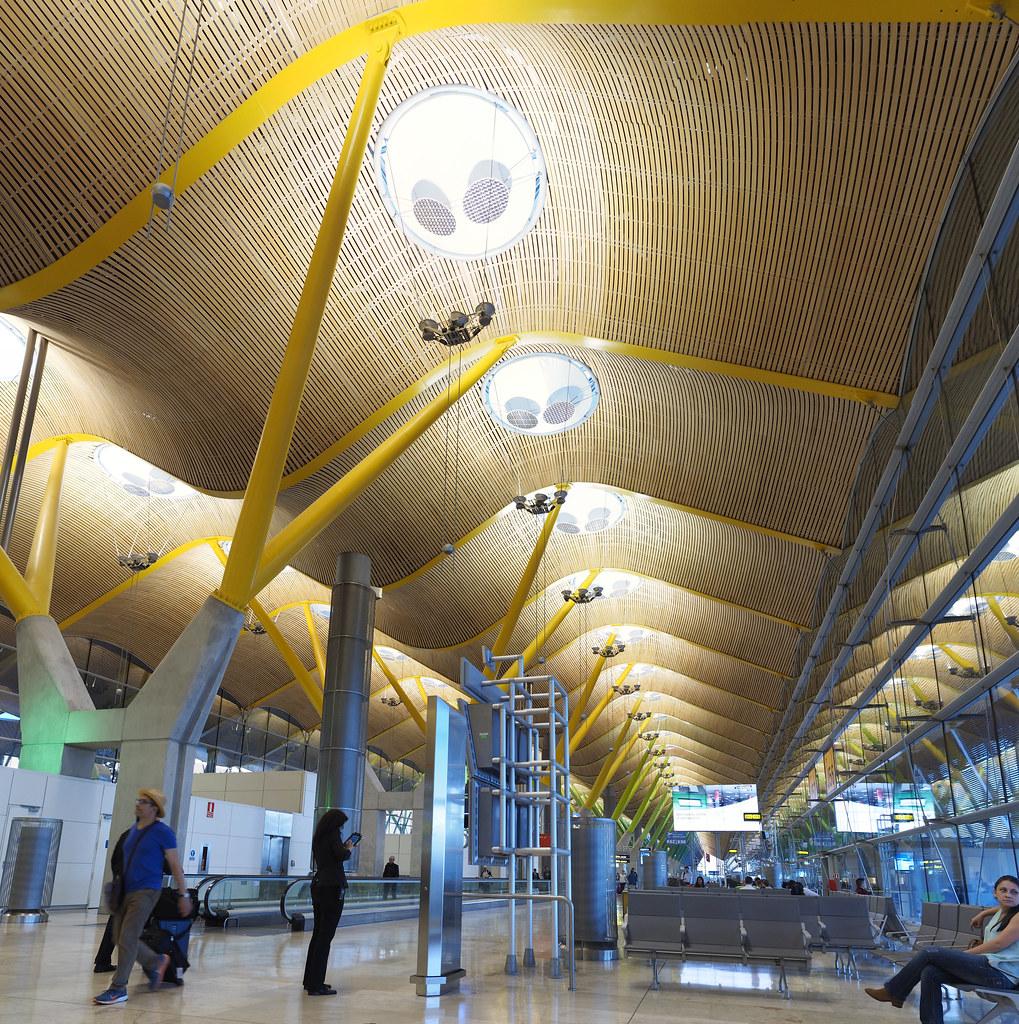 El Camino del Aire (Aeropuerto de Madrid)