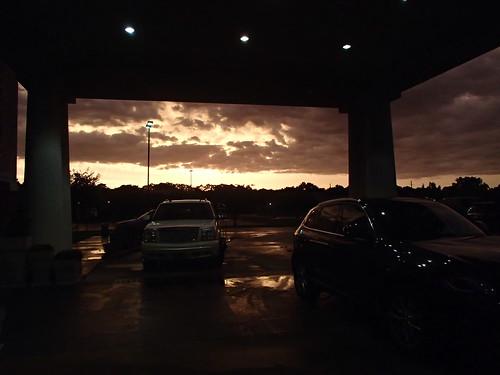 美国 Shreveport的夕暮 - naniyuutorimannen - 您说什么!