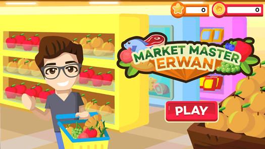 Market Master Erwan Heussaff