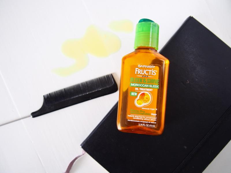 Garnier Fructis Sleek & Shine Moroccan Sleek Hair Oil