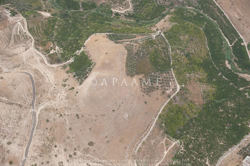 archaeology ancienthistory middleeast airphoto aerialphotography aerialarchaeology jadis2121033 megaj10556 megaj2998 tallabuelfukhar wadiziqlabsurvey wadiziqlabsurveysite43