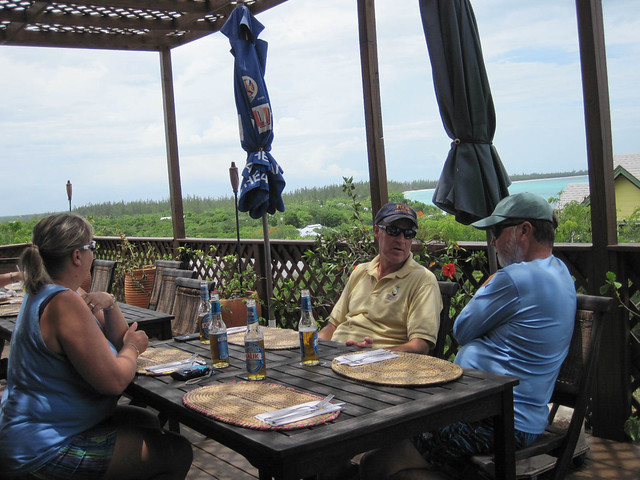 Lunch at Shanna's Cove