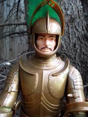 Marx Sir Gordon, The Gold Knight