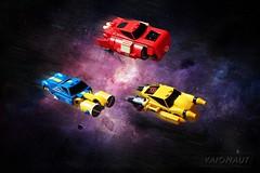 Hyperdrive Hoppers