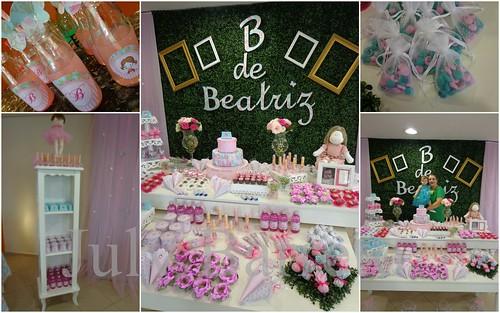 Olha a Festa da Beatriz ficou pronta!! by July Barreto