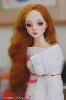 Preview pics of Gwen's faceup by TanyaStyle