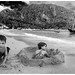 Children from the El Nido Beach by 4th Life Photography