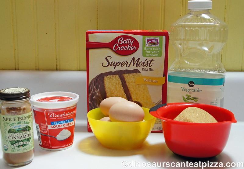 Honey Bun Cake (2)