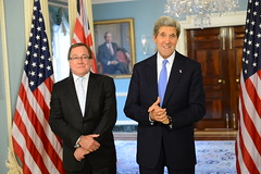 Secretary Kerry Meets With New Zealand Foreign Minister McCully