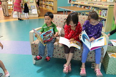 Educational Park Branch Library Grand Opening