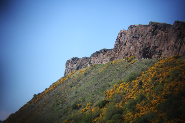 Arthur's seat in the sun 1