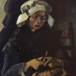 Van_Gogh_-peasant-woman-peeling-potatoes-1885