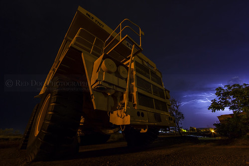 Angry Weather Truckin`