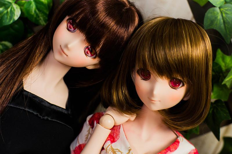 Asuna&Sakuya