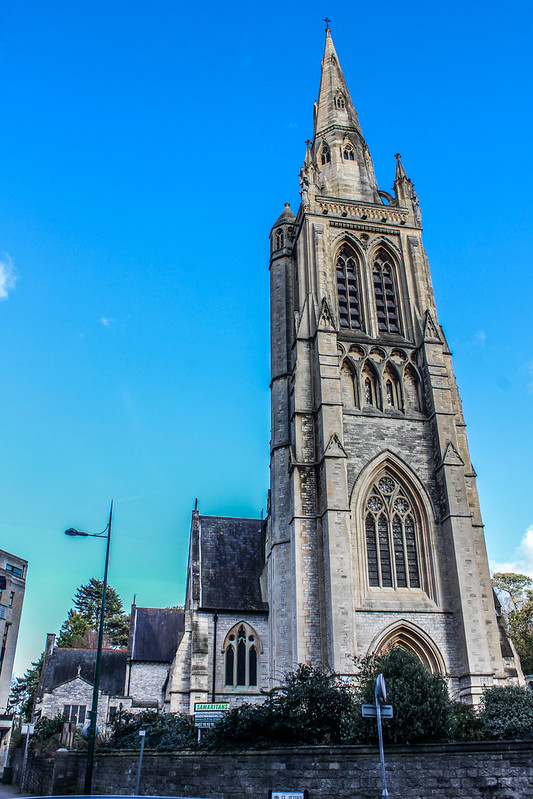 St Peter's Church en Bournemouth