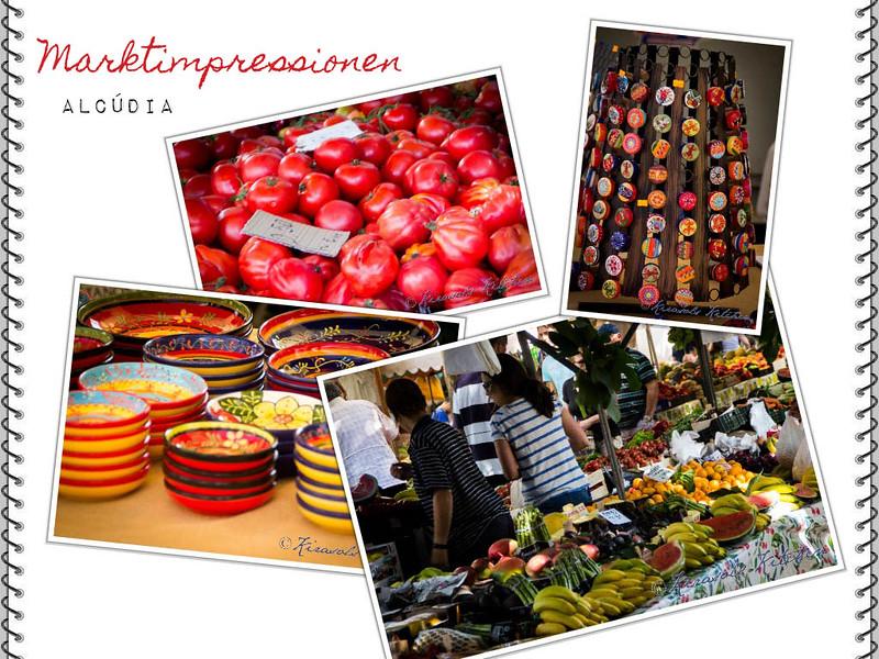 Marktimpressionen (Mallorca)