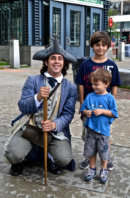 attractions in boston with kids
