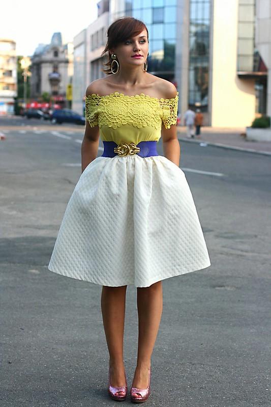 h&m skirt1