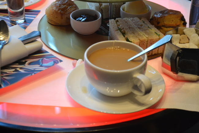 Daisybutter - UK Style and Fashion Blog: w hotel, tea, afternoon tea