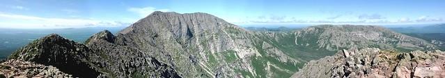 View from Pamola Peak