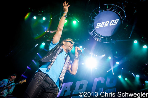 Bad Company - 07-23-13 - The 40 Tour, DTE Energy Music Theatre, Clarkston, MI