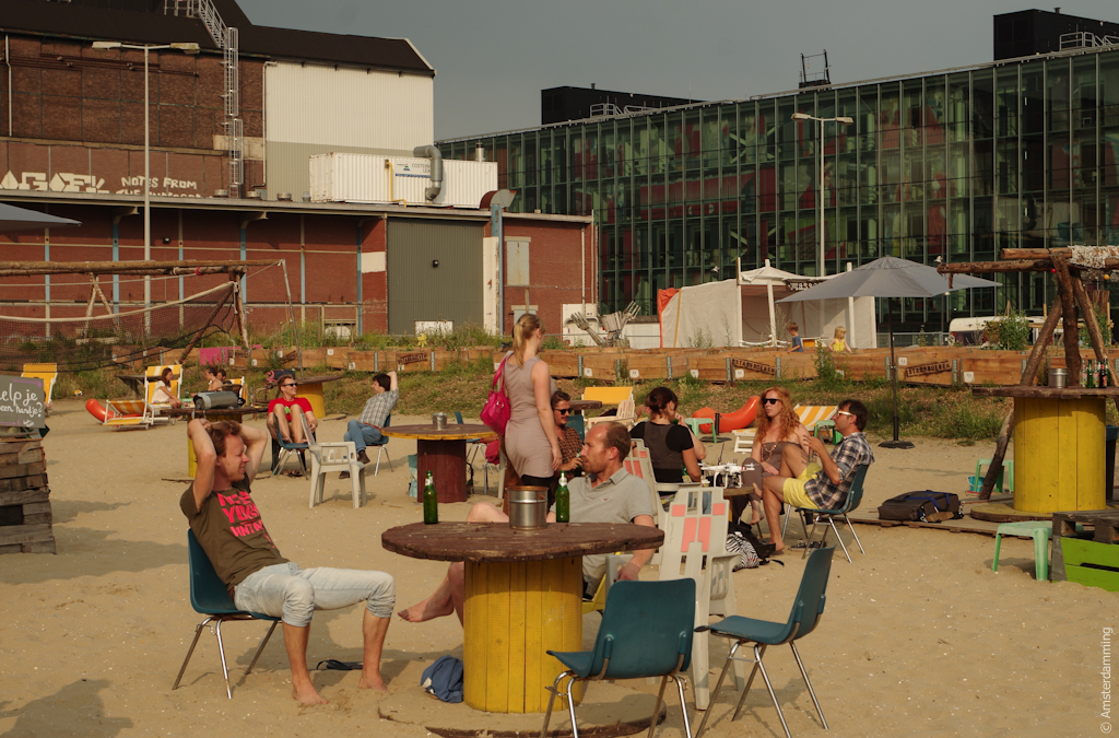 Amsterdam, Roest Beach Bar