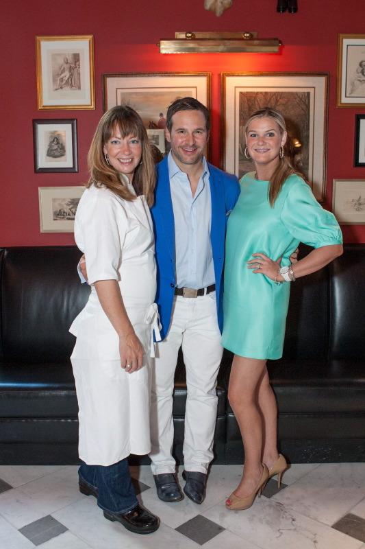 Jennifer Puccio, James Nicholas, Anna Weinberg
