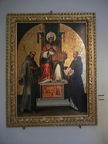 DSCN3341 _ San Petronio fra i Santi Domenico e Francesco, Costa Lorenzo, 1502