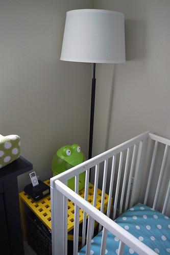Nursery August 2013