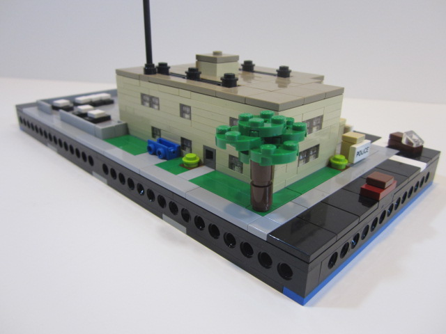 Micropolis - Police Station