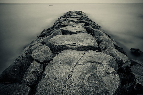 ocean longexposure white black beach dawn rocks capecod jetty brewster extendedexposure 10xnd