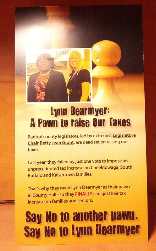 Lynn Dearmyer Erie County Legislature