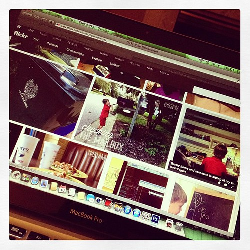 Uploaded a few #weekinthelife photos to Flickr. Putting together a #blog post for tomorrow.