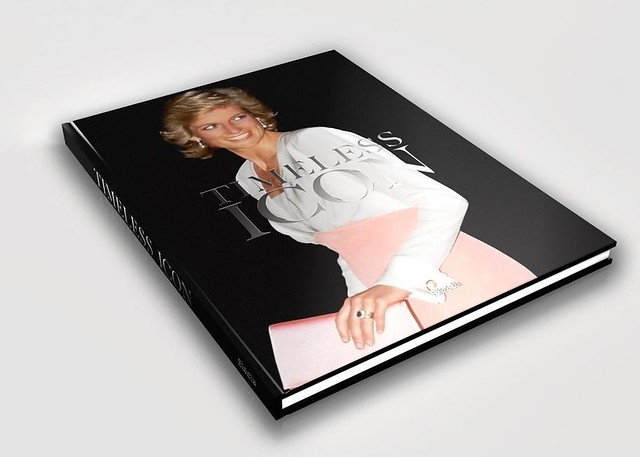 Timeless Icon book