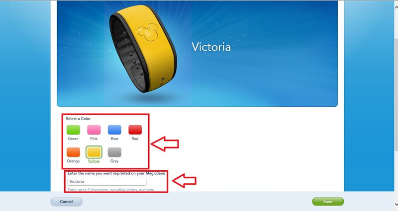 Magic Bands- Step 3