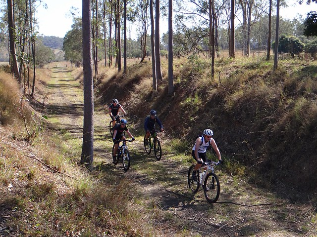 Rail Trail, Mount Hallen
