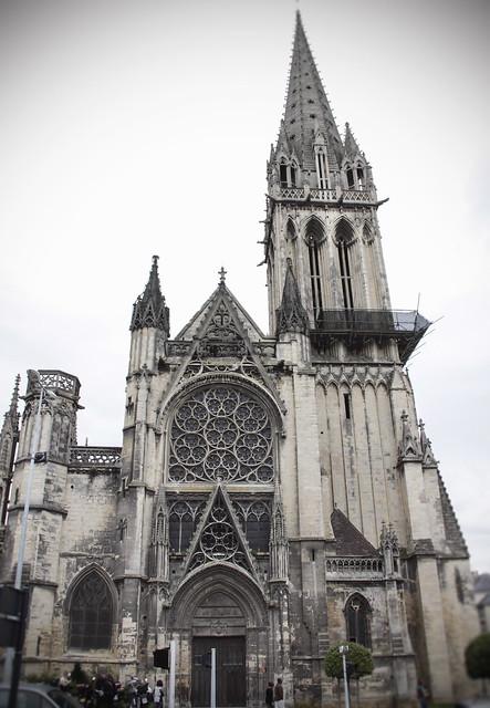 Église Saint-Pierre - Caen