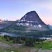Hidden Lake Panorama by David Shield Photography