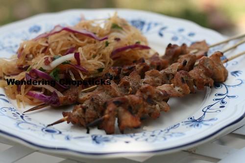 Thit Heo Nuong Xien (Vietnamese Grilled Pork Skewers) 1