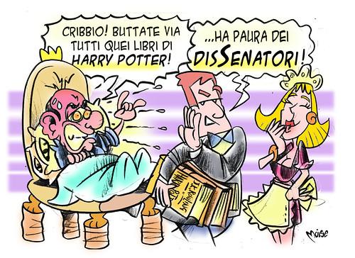 DisSenatori by Moise-Creativo Galattico