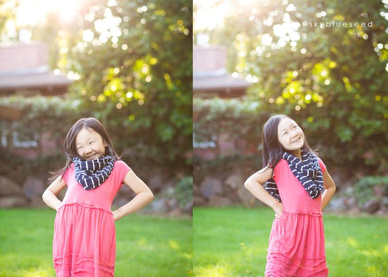Naomi all smiles