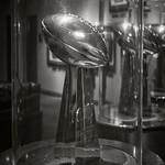 The Lombardi Trophy Super Bowl I