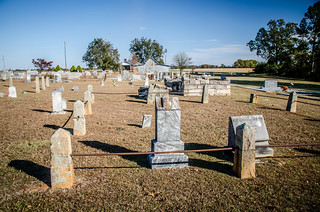 Spann Methodist Cemetery