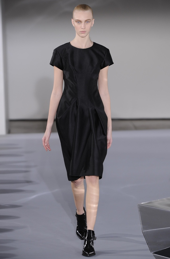 4 dress short Jil Sander