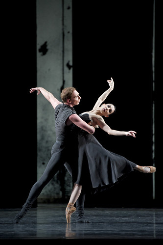 Tamara Rojo and Bennet Gartside in Asphodel Meadows, The Royal Ballet © ROH/Johan Persson, 2010