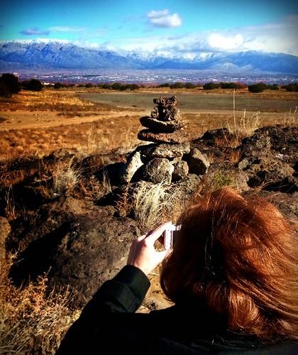 newmexico lava redhead cairns cairn chiliconcarne hottamale lavacone redhottamale lavacairn chillyconecairn
